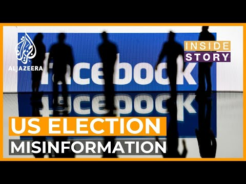Can Facebook stop US election misinformation? | Inside Story