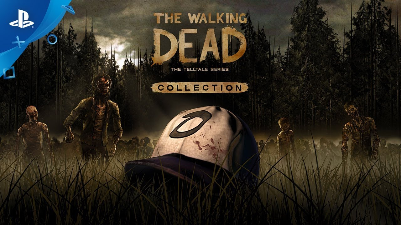 the walking dead collection announce trailer ps4 youtube. Black Bedroom Furniture Sets. Home Design Ideas