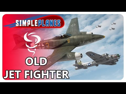 EARLY JET FIGHTER - Simple Planes - Multiplayer - LIVE!