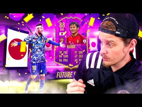 THE JAPANESE MESSI?! 88 FUTURE STARS KUBO PLAYER REVIEW! FIFA 20 Ultimate Team