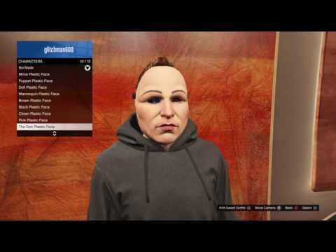 Gta 5 how to create an anonymous hacker outfit!!