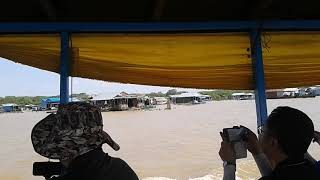 Lifestyle of the Tonlesap in Cambodia(캄보디아 톤래샵 호수2)