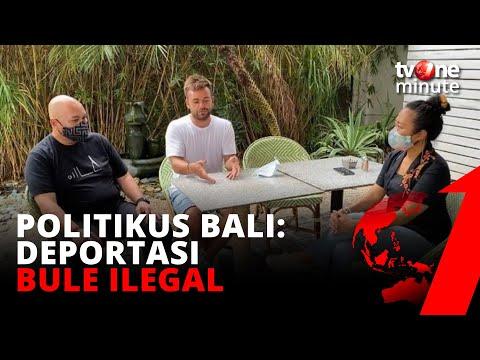 Ni Luh Djelantik Usir Bule yang Tinggal Ilegal di Bali: Hempaskan Turis Sampah! | tvOne Minute