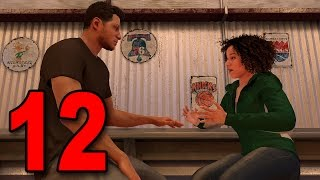 nba 2k17 my player career part 12 girlfriend moves in
