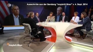 Ukraine: Scharfe Kritik v. Richard David Precht + Harald Kujat an NATO, Gauck und andere