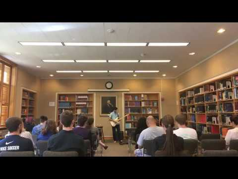 Concerts In The Library - Andrew Fletcher