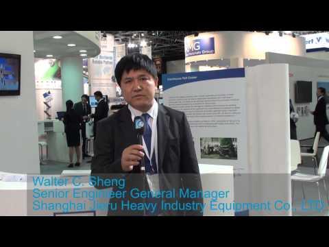 Video Statement: Shanghai Jieru Heavy Industry Equipment Co., LTD