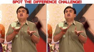 Taarak Mehta Ka Ooltah Chashmah #Ep #2181 17th April 2017 Spot the difference