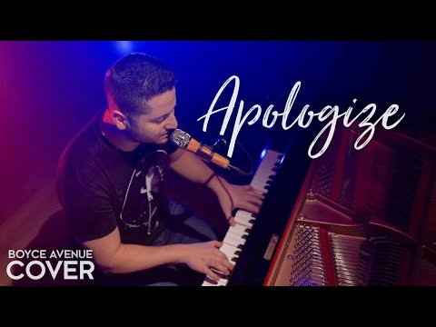 Music video Boyce Avenue - Apologize