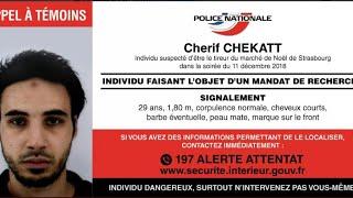 Le tireur présumé de Strasbourg, un fiché S condamné à 27reprises dans trois pays