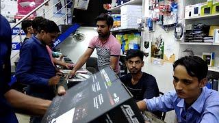 Buying Asus GTX 1050 ti in Nehru place Vlog 1