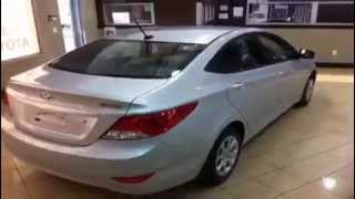 2012 Hyundai Accent Manual Transmission Used Car for sale at Sherwood Park Toyota Scion