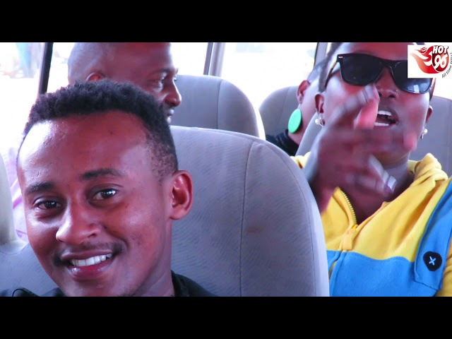 Hot96 Naivasha Road Trip