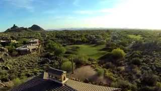 Talus at Troon North - Relax and take in the City Light & Golf Course Views