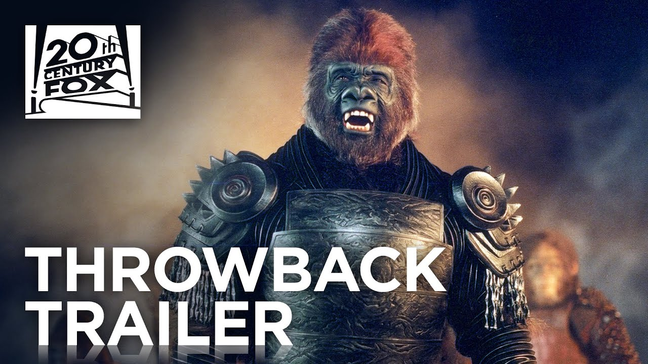 Download Planet Of The Apes | #TBT Trailer | 20th Century FOX