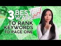 How To Rank Your Amazon FBA Keywords To Page 1   Top 3 Best Strategies 2019