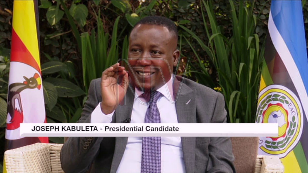 2021 ELECTIONS: Presidential candidate Kabuleta seeks to financially empower all Ugandans