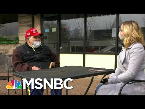 Some Voters In Western Pennsylvania Still See Trump As Future Of GOP   MTP Daily   MSNBC