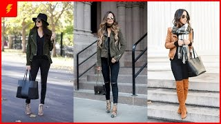 How To Wear Moto Jacket for This Fall