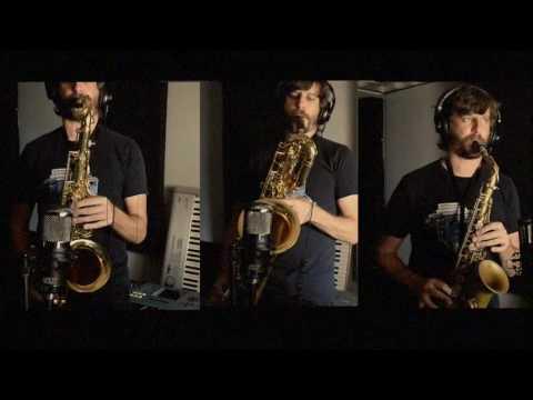 Kendrick Lamar - HUMBLE - Saxophone Cover