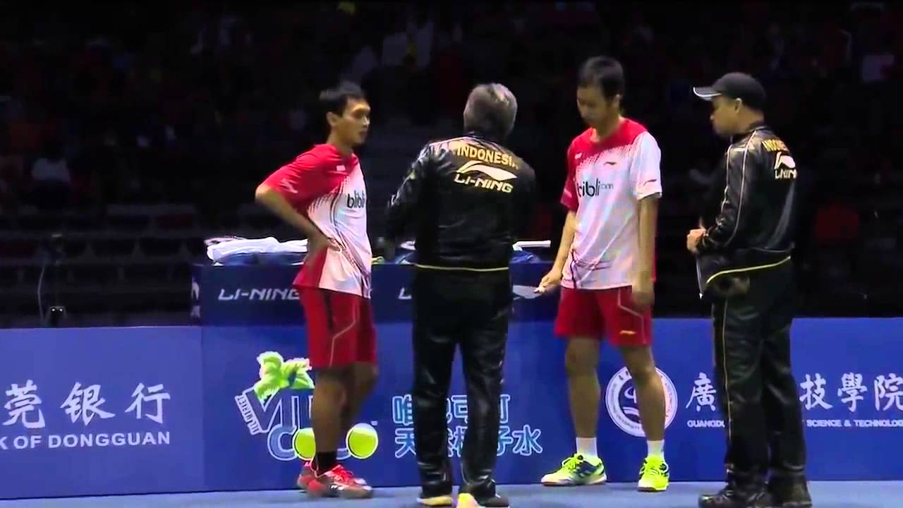 Badminton 2015 New