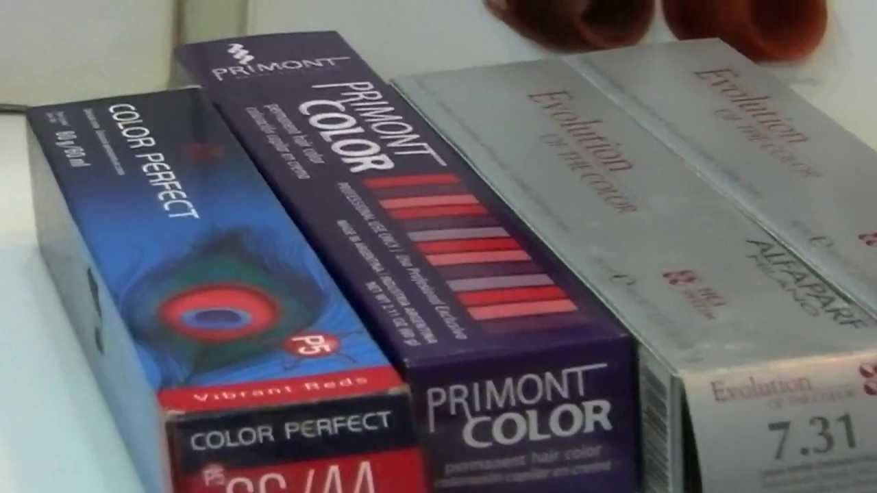 Como Mezclar Colores De Distintas Marcas De Tinturas How