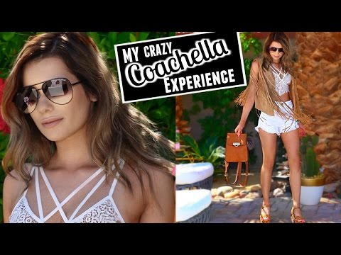THE ULTIMATE COACHELLA EXPERIENCE! | Private Jet, Meeting Celebs, & MORE!