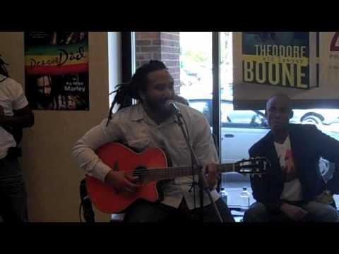Ky-Mani Marley Rasmantic acoustic Columbus, OH