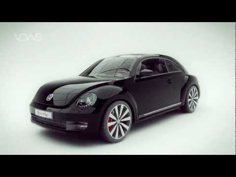 VDAS : 35th Advance 4th Project : 2012 Volkswagen beetle