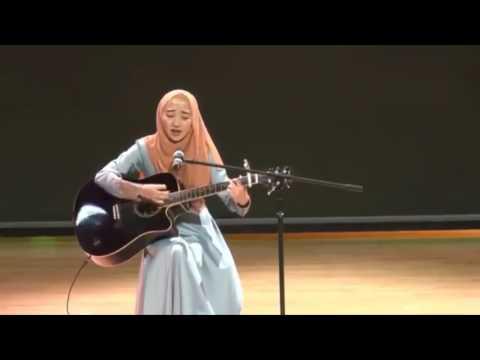 Masih Ingat Dengan Mimi Nizrina yang Tenar dengan Cover Lagu Kun Anta nya ?