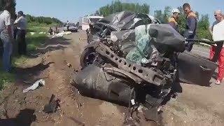 Rally Crash |Car Crash very Shock dash camera 2017 NEW★★★★★ By Top Speed Motor 252