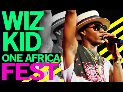 #OneAfricaMusicFest: WIZKID Performs Live At Barclays Center