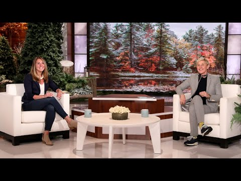 COVID-19: Ellen Surprises Teacher From Area