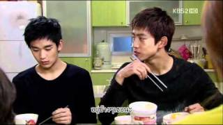 Repeat youtube video Jin Guk&Sam Dong --Can't I Love You-- [TH Sub]