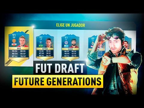 FUT DRAFT FUTURE GENERATIONS!!!! | FIFA 17