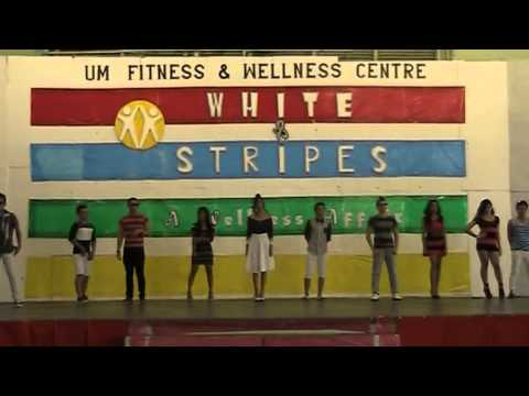 University of Mindanao Fitness & Wellness Centre - Fashion Show