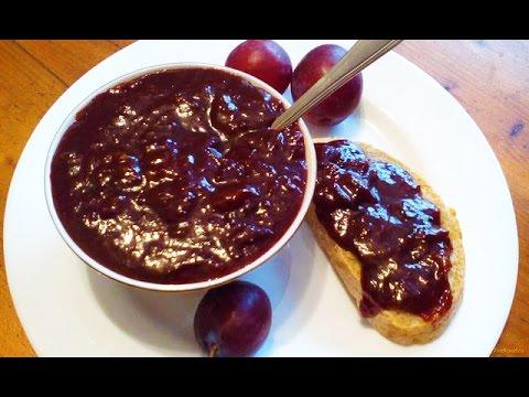 Домашние видео рецепты -  варенье из слив в мультиварке