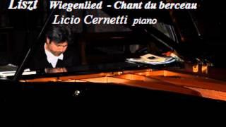 Liszt - Wiegenlied - Chant du Berceau