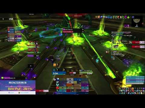 BBC NEWS - Fallen Avatar Mythic (Resto Shaman PoV)