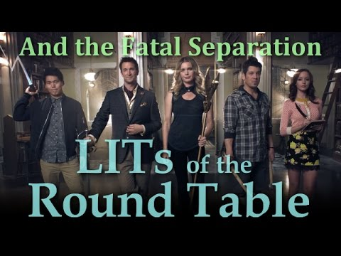 The Librarians  And the Fatal Separation Discussion feat. Dean Devlin  LITs of the Round Table