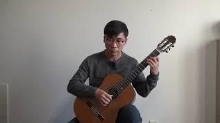 200323 김기태 선생님 클래식 기타 연주 - 월광(…