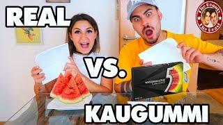 REAL FOOD VS. KAUGUMMI | TBATB
