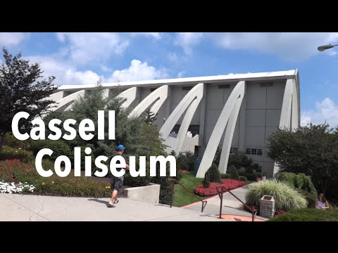 Cassell Coliseum - The Elevator Show