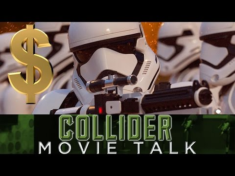 Collider Movie Talk - Star Wars Destroys Opening Weekend Box Office Records