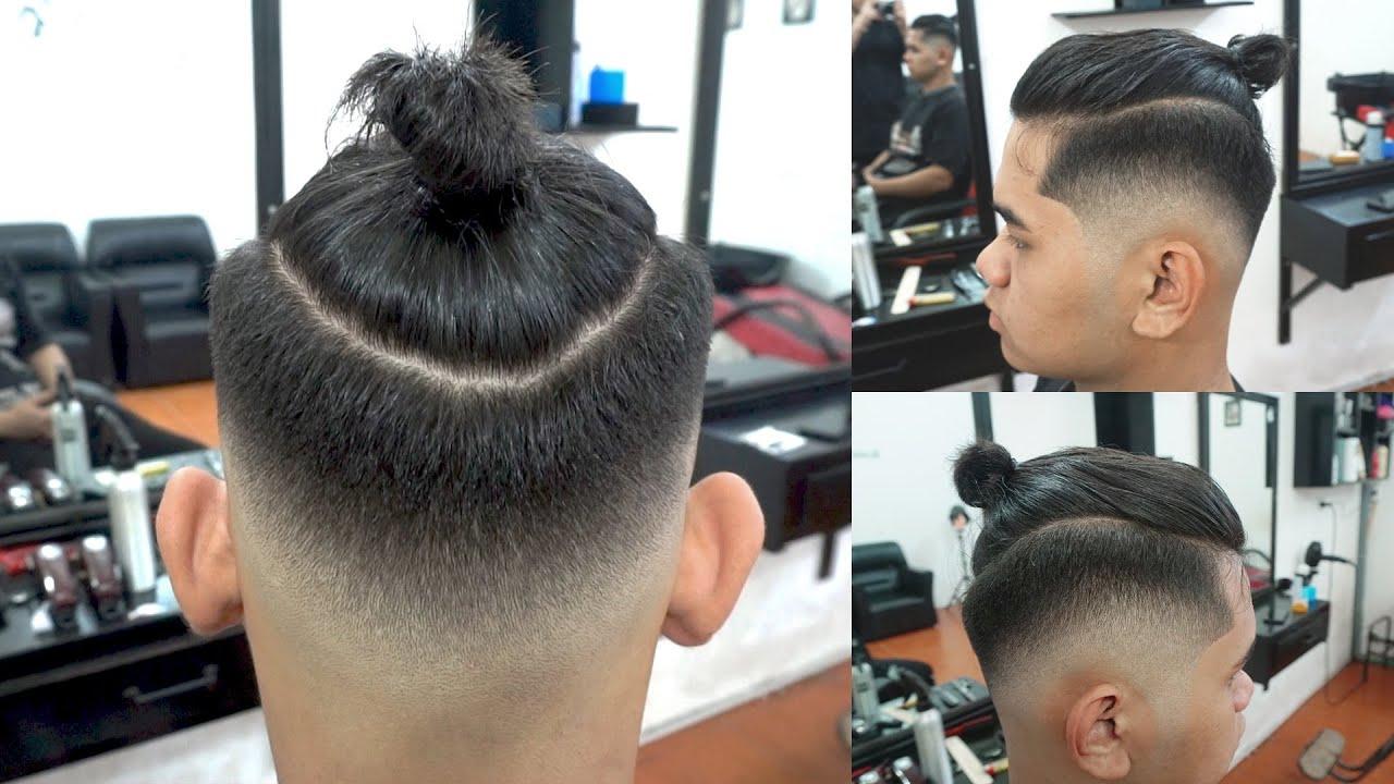 Chất như nước cất với kiểu tóc MANBUN  – Tóc nam đẹp 2021 – Chính barber   Tổng hợp các thông tin liên quan đến kiểu tóc nam cột chi tiết nhất