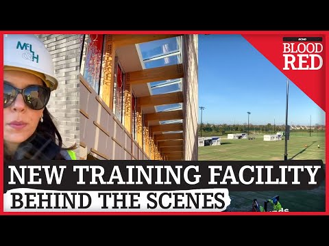 A behind the scenes look at Liverpool's NEW £50m training ground with Linda Pizzuti