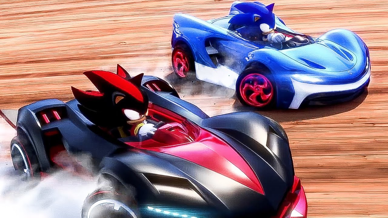 TEAM SONIC Gameplay (E3 2018) PS4 / Xbox One / Switch / PC