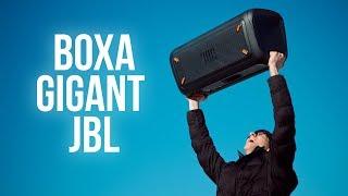 JBL Partybox: Cea mai mare boxă bluetooth (review română)