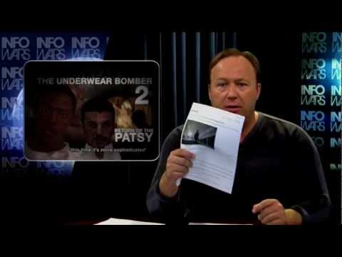Underwear Bomber 2 CIA Agent (AlexJones)