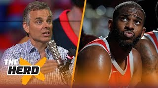 Colin Cowherd on why Houston